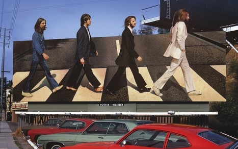 Rock 'n' Roll Billboards of the Sunset Strip - Telegraph.co.uk | Music House | Scoop.it