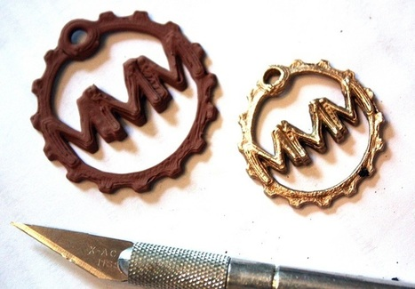 3D metal printing for all with Mini Metal Maker | 3d printers and 3d scanners | Scoop.it
