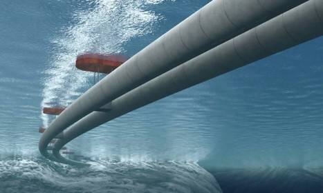 World's first floating underwater traffic tunnels | Your Daily Experience | Your Daily Experience | Scoop.it