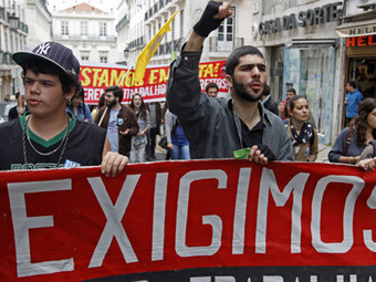 Youth unemployment hits record 23.9% in eurozone — RT | Youth Employment | Scoop.it