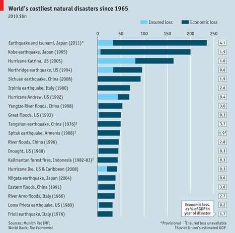 Le tremblement de terre au Japon pourrait être la plus coûteuse des catastrophes de tous les temps | Japan Tsunami | Scoop.it