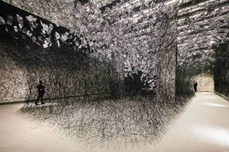 Chiharu Shiota | art on the go | Scoop.it