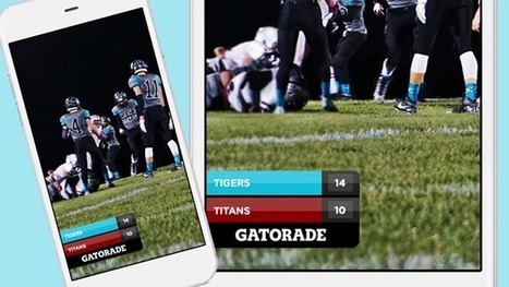 Snapchat Is Bringing Live Scores to High School Football Games This Fall | SportonRadio | Scoop.it