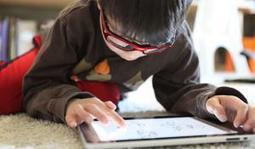 iPad Apps the Key for Language Development in Autistic Kids? | iPads in Education | Scoop.it