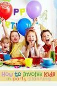 Tips on How to Involve Kids in Planning the Birthday Party Have Been Released ... - San Francisco Chronicle (press release)   Birthday Cakes   Scoop.it
