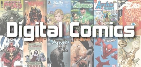 Everything you need to know about getting into digital comicbooks   Graphic novels in the classroom   Scoop.it