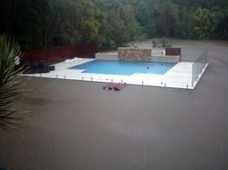 Cleaning pools after floods and fires | Splash | Pool Building | Scoop.it