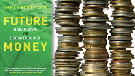 Future Money: Breakdown or Breakthrough? | CxBooks | Scoop.it