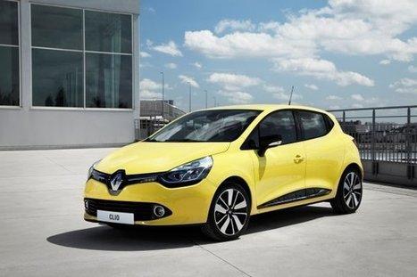 La Renault Clio 4 sera équipée de série avec le système de navigation tactile R-Link | Connected Car | Scoop.it