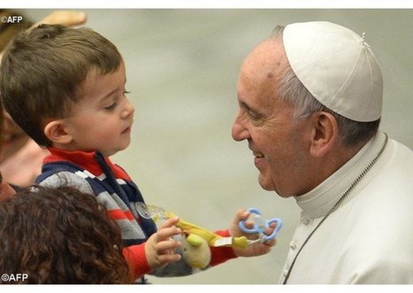 Pope Francis says society today needs good, well paid teachers   Pope Francis   Scoop.it