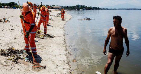 The Mad Dash to Clean Up Rio's Guanabara Bay Before the Games | Marine Litter, Trash | Muell im Meer | Scoop.it