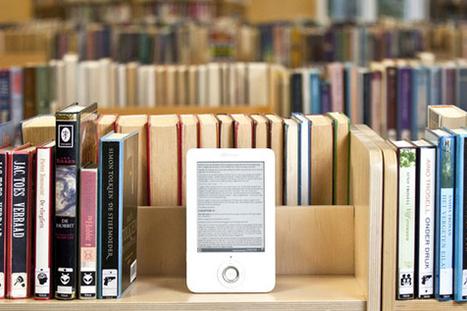 Tendencias en contenido digital en las bibliotecas según Mirela Roncevic | Libro electrónico | Scoop.it