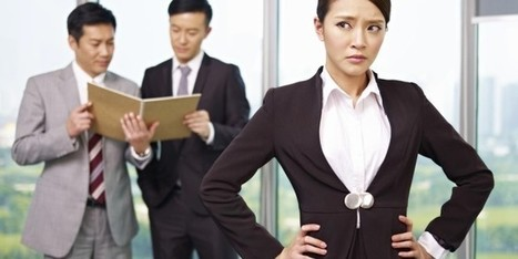 Are You Guilty of Discrimination Against Women in the Workplace? | TalentCircles | Scoop.it
