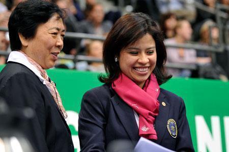 Peña Nieto entregará a la juez internacional de gimnasia, Naomi Valenzo