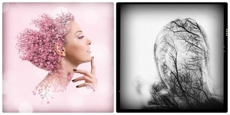 Tutorial: How to Make a Double Exposure | PicMonkey Blog | Poetry for inspiration | Scoop.it
