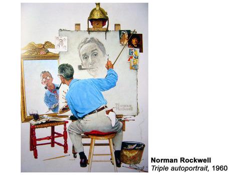L'autoportrait | Arts et FLE | Scoop.it
