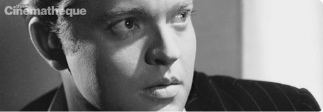 Orson Welles 100 | The Cinematheque | Filmnoirliveshere | Scoop.it