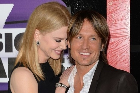 Keith Urban Shares Family Photos at Boston Concert | Country Music Today | Scoop.it
