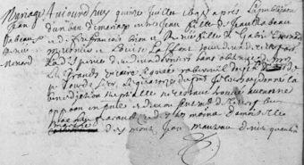 Les ancêtres de Jacques RABEAU | Nos racines | L'écho d'antan | Scoop.it