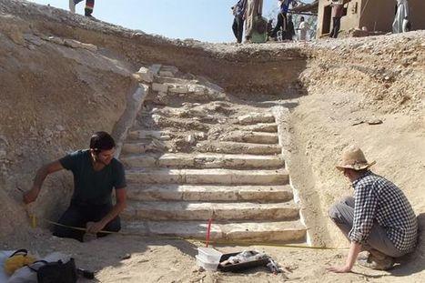 Arqueólogos descubren en Luxor la cámara funeraria y el sarcófago de un alcalde de Tebas   Centro de Estudios Artísticos Elba   Scoop.it