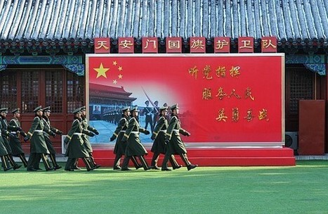 China Creates New Military Reform Leading Group By Zachary Keck | China Commentary | Scoop.it