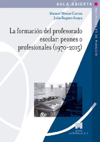 La formación del profesorado escolar: peones o profesionales (1970-2015) – Revista TE | Formación, tecnología y sociedad | Scoop.it
