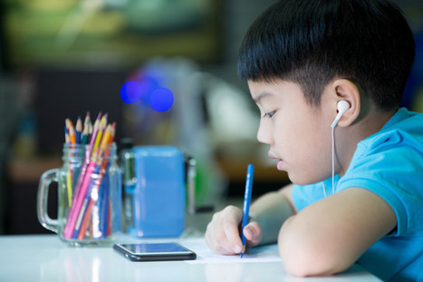 Flipping the classroom when home access is a problem | InEdu | Scoop.it