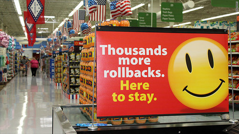 Americans are shopping...at Walmart | CLOVER ENTERPRISES ''THE ENTERTAINMENT OF CHOICE'' | Scoop.it