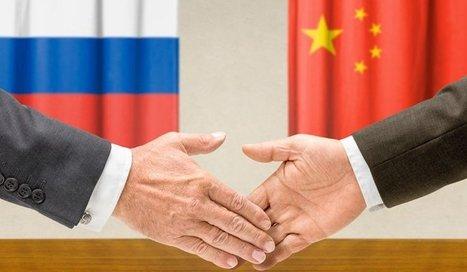 La Russie et la Chine resserrent leurs liens - Voix de la Russie | International... | Scoop.it