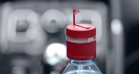 Vittel Refresh Cap | Presse et actus de l'agence Ova Design | Scoop.it