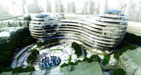 An Investigation Into Insane Architecture Images : Gizmo Tech News | Technology news | Scoop.it