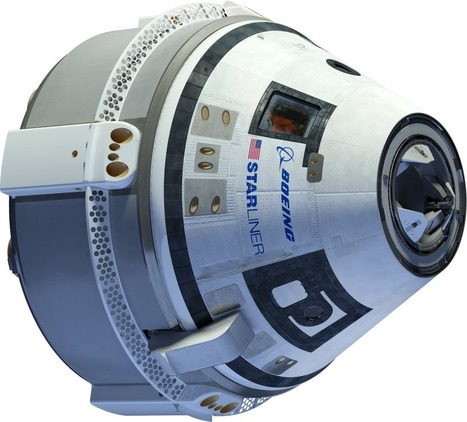 Can Boeing Launch A Crewed Starliner By February 2018? - Universe Today | New Space | Scoop.it