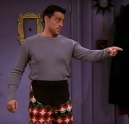 RealLife English – Fun English: Joey's Thanksgiving Pants | Using Educational Technology for Adult ELT | Scoop.it