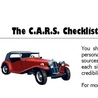 Using the CARS Checklist for Student Website Evaluation