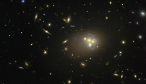Big news: Dark matter may not be as dark as we originally thought | leapmind | Scoop.it