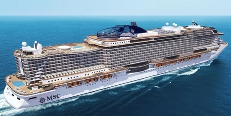Cruise line leads eco-technology revolution - NEWS-Oceanhub | cruise trends | Scoop.it