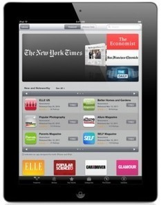 PadGadget Weekly App Series — Best News and News Reader Apps | PadGadget | iPads in Education | Scoop.it