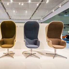 Nu is coming...<br/><br/>The Nu collection is an innovative approach to spatial&hellip; | Office furniture | Scoop.it