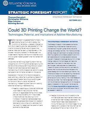 Special Report: Could 3D Printing Change the World? | Pharmacy Education for Clinical Pharmacists | Scoop.it