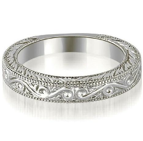 Womens Plain Wedding Diamond Bands   Stylish Diamond Mens Rings 2013   Scoop.it