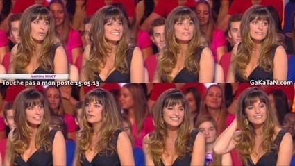 Photos : Laetitia Milot sexy dans Touche pas a mon poste (14/05/13) | Radio Planète-Eléa | Scoop.it