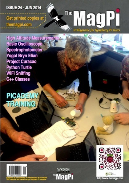 MagPi issue 24, out now! | Raspberry Pi | Scoop.it