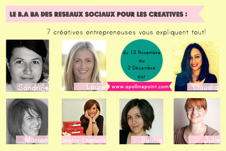 Ma Petite Valisette: Le BA-BA des réseaux sociaux pour les Créatrices   Tous sur les Réseaux Sociaux   Scoop.it