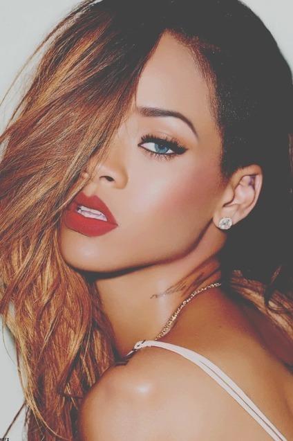 13 seconds of imagination: Girl Crush: Rihanna | 13 seconds of imagination | Scoop.it