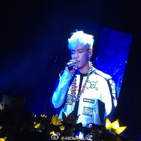 [Photos | Videos] BIGBANG 2015 World Tour MADE in Chengdu 2015-08-14 | CLOVER ENTERPRISES ''THE ENTERTAINMENT OF CHOICE'' | Scoop.it