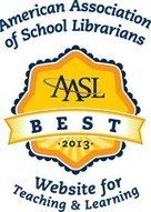 Best Websites for Teaching & Learning 2013 | American Association of School Librarians (AASL) | Online Teaching and Learning | Scoop.it