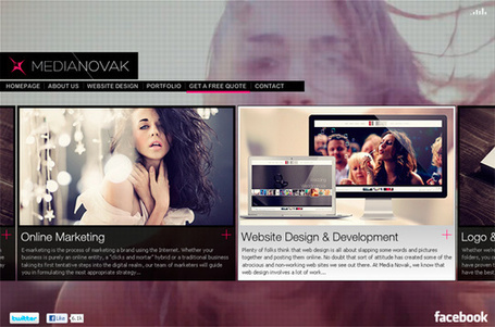 Interactivity in Web Design: Tips and Examples | Crazy Pixels | Design Blog... | Scoop.it