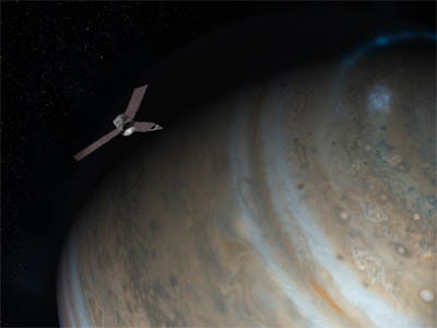 Spaceflight Now | Atlas Launch Report | Juno seeks new insights into origins of planet Jupiter | Planets, Stars, rockets and Space | Scoop.it