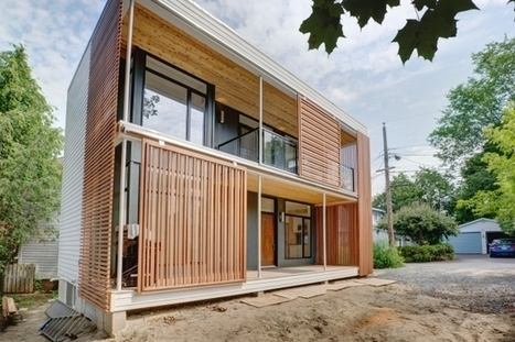 Ottawa couple builds 'spacious,' eight-foot-wide home | Canada Today | Scoop.it