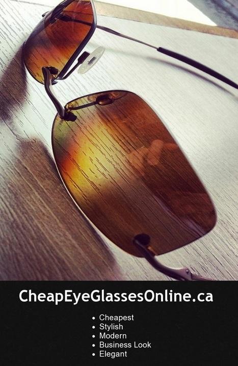 Where is the Best Online Eyeglass Retailer? | VanjoGrinberg | Scoop.it